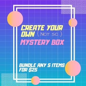 BUNDLE! All eligible 5/$25 are marked in the title